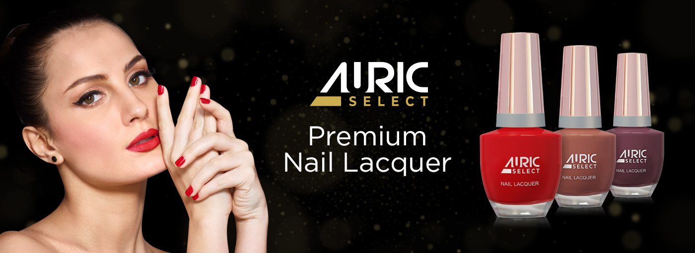 Auric Select Nail Lacquer