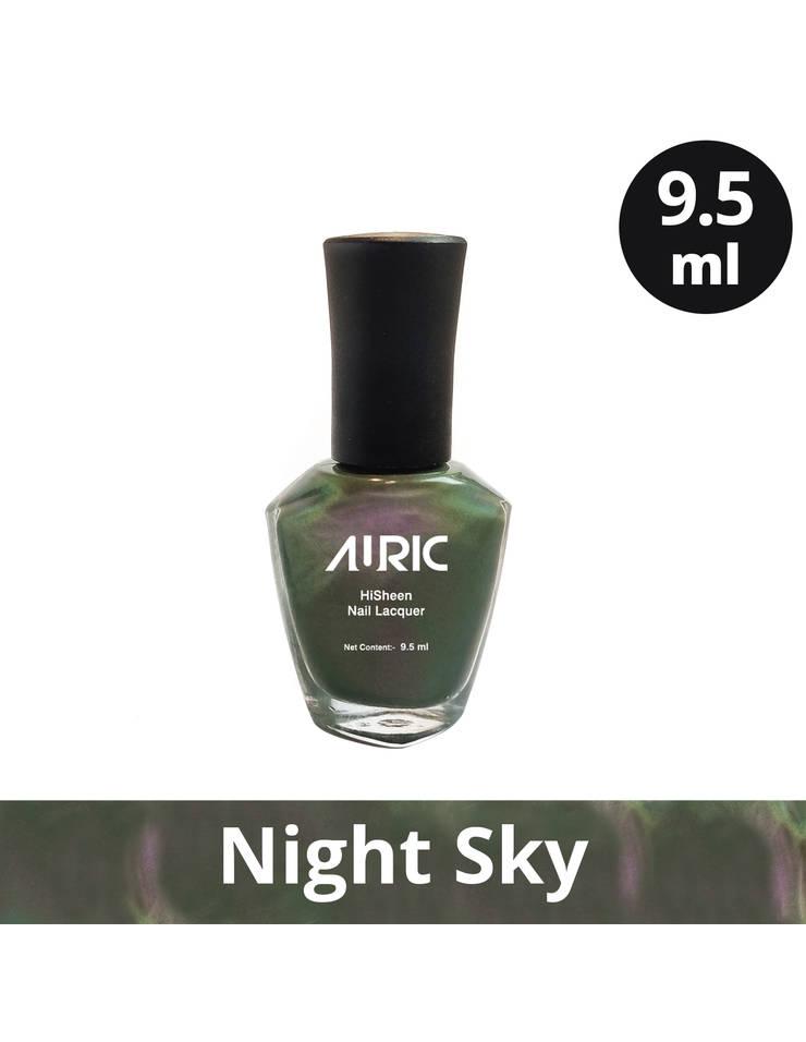 Auric Nail Polish HiSheen, Night Sky