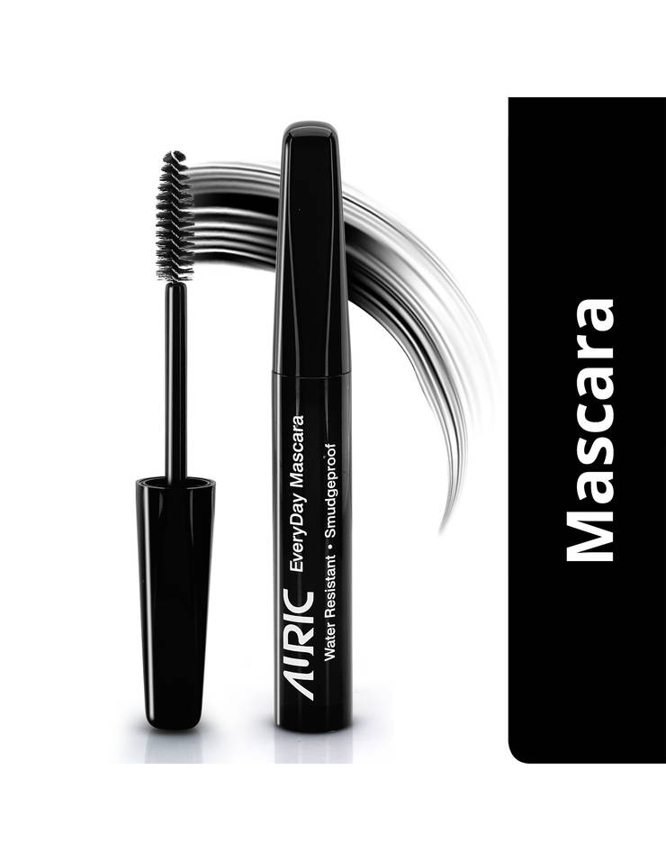 Auric EveryDay Mascara, Black