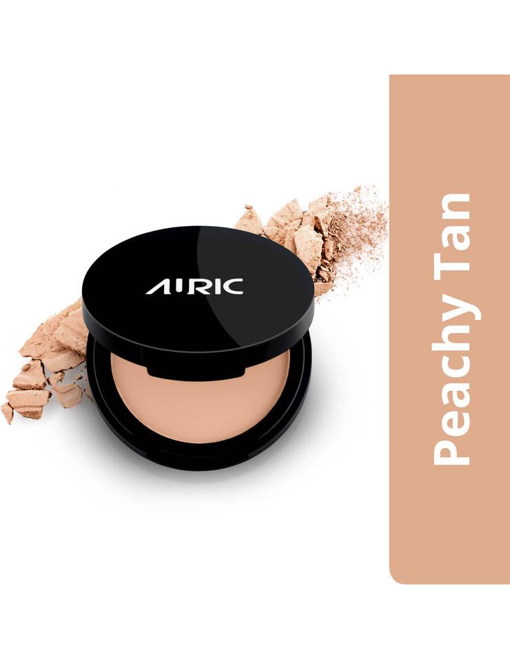 Auric BlendEasy Compact, Peachy Tan