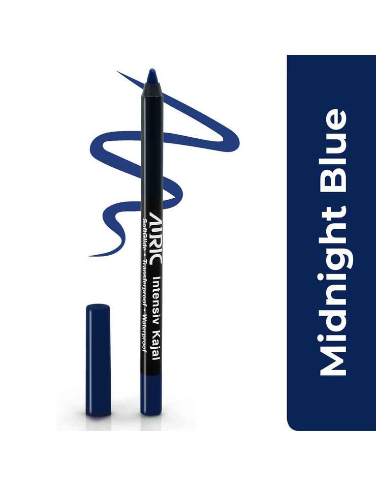 Auric Intensiv Kajal - Shade: Midnight Blue [Blue Color Kajal]