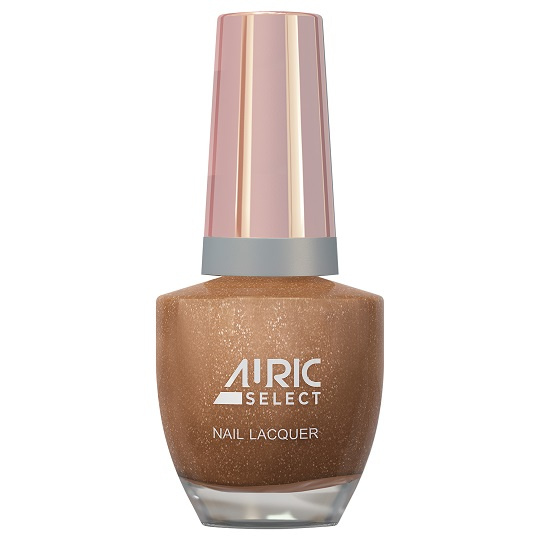 Auric Select Nail Lacquer, Sparkling Rose