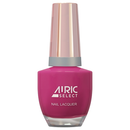 Auric Select Nail Lacquer, Daffodil Fizz